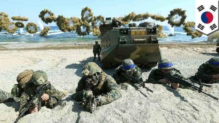 Planned US-SoKor military drills to take place next month