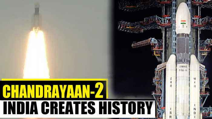 Chandrayaan-2 Mission: India creates History