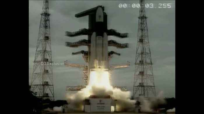 India launches second lunar mission after delay
