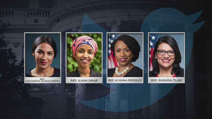 Trump Targets Congresswomen With New Tweet
