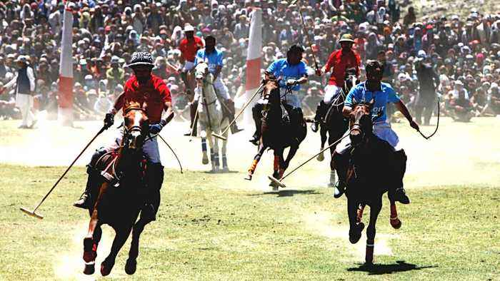 Pakistan's Shandur Polo Festival central to gov't $31m tourism push