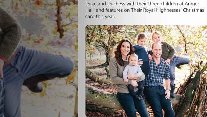 New photos of Prince George released to mark sixth birthday