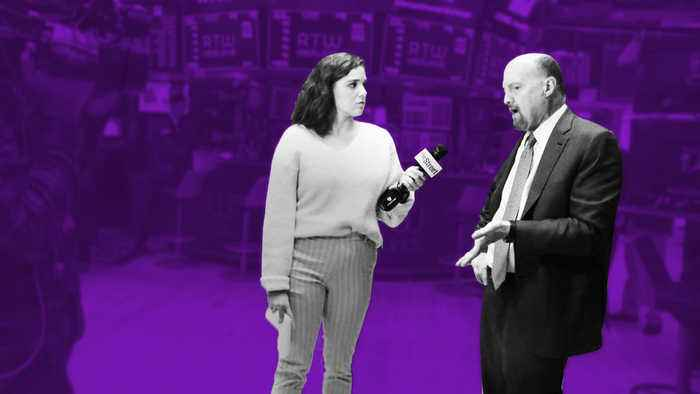 Jim Cramer Tackles Oil, Apple, Disney, and Tech Earnings