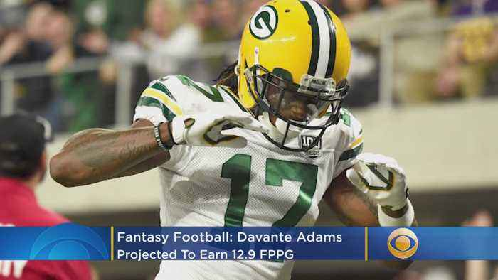 Fantasy Football Top Wide Receivers