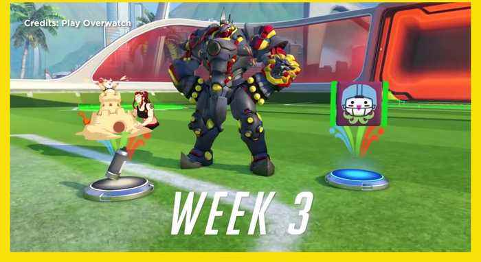 Overwatch Summer Games, Apex Cheaters & Sonic redesign - Weekly Gaming Roundup: 19 July 2019