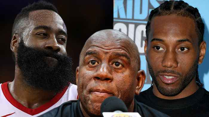 James Harden Planned To Join Clippers With Kawhi As Report Reveals Magic DESTROYED Lakers Offseason!