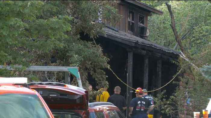 Woman Killed, Child Critically Injured After Cabin Catches Fire in Utah