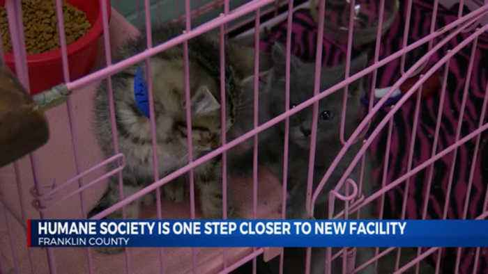 Franklin County Humane Society one step closer to nearly $5 billion new facility