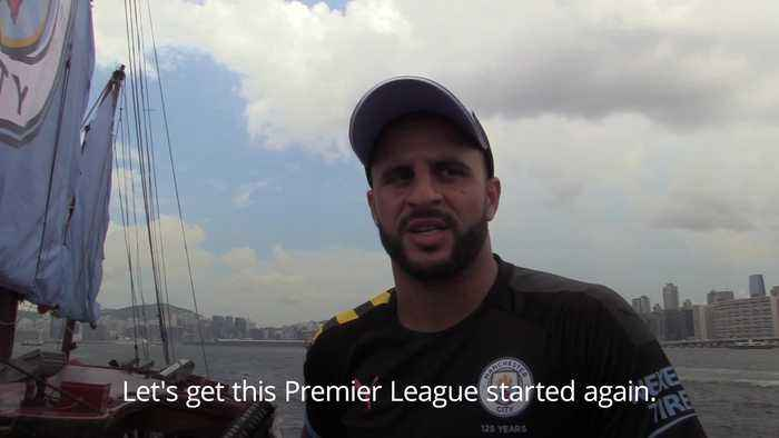 Kyle Walker: City need to win the Champions League