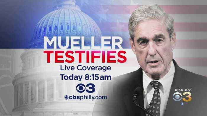 Former Special Counsel Robert Mueller Is Scheduled To Testify Before The  House Judiciary Committee On Wednesday