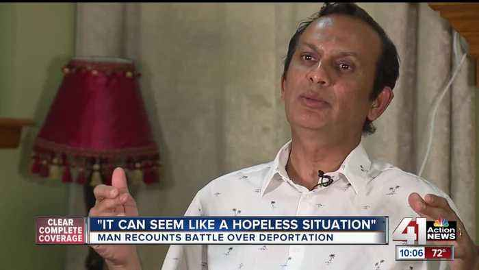 'It's a rollercoaster experience:' Syed Jamal reacts to man's arrest by ICE, recalls own experience