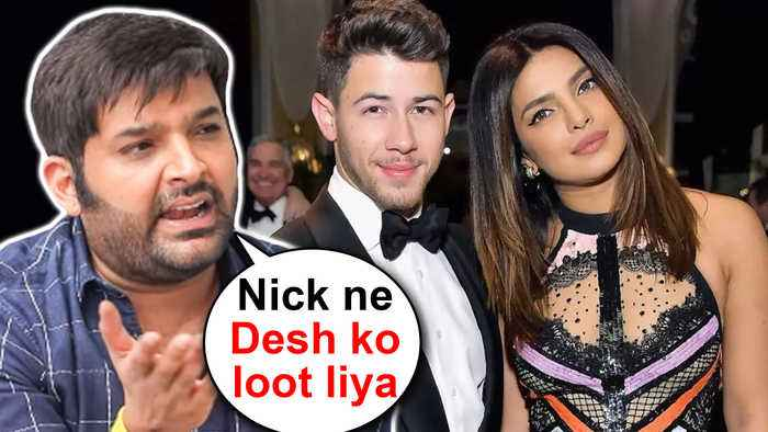 Priyanka Chopra's Husband Nick Jonas INSULTED By Kapil Sharma On TV