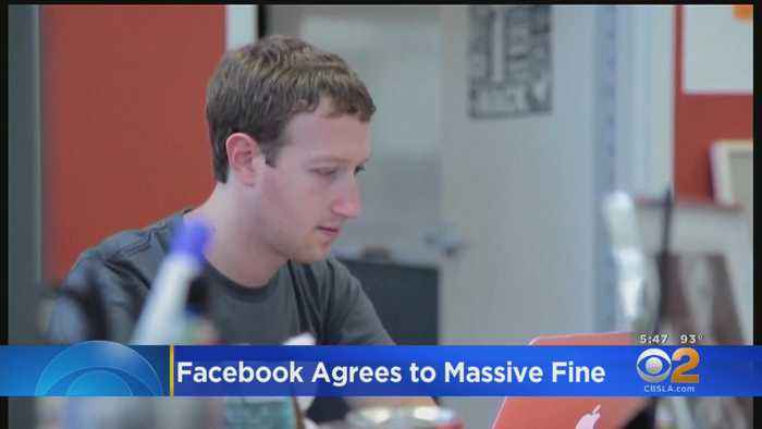 Facebook Slapped With $100M FTC Fine