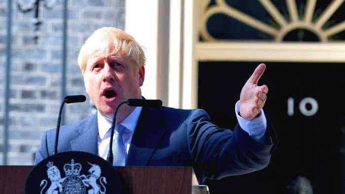 UK prime minister: Foreign policy challenges ahead