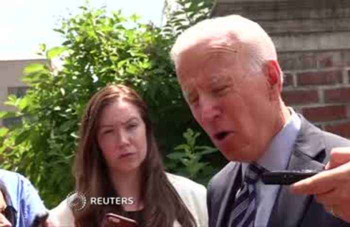 Biden: Trump 'could be charged' after leaving office