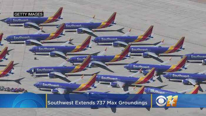 Southwest Extends Boeing 737 Max Cancellations, Pulls Out Of Newark Airport