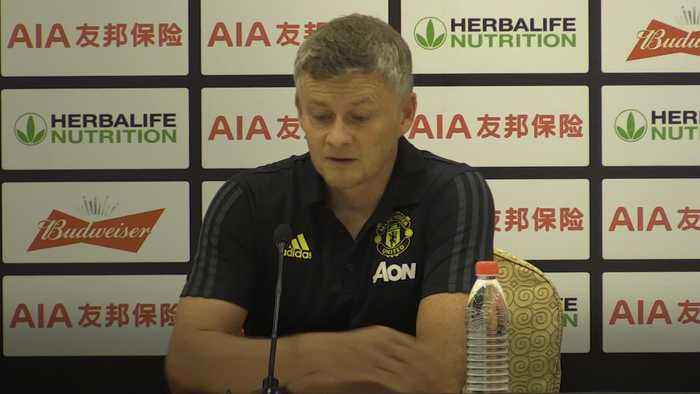 Ole Gunnar Solskjaer: We can't know the seriousness of Eric Bailly's injury