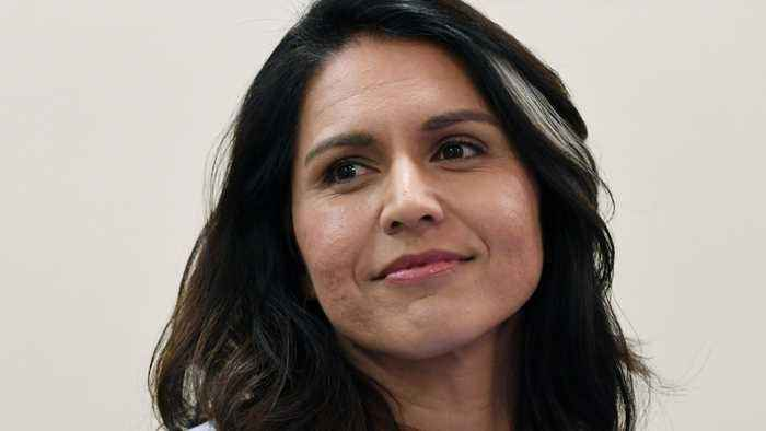 Tulsi Gabbard Goes After Google Over Post-Debate Ad Sales