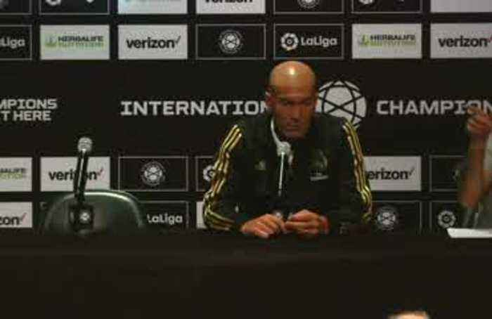 Zidane and Simeone focused on current rosters ahead of ICC matchup