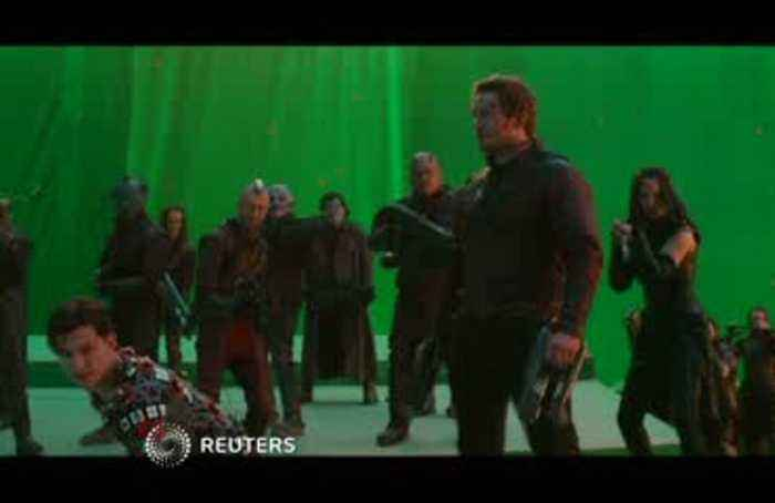 Disney releases Avengers blooper reel