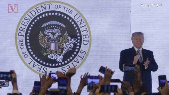 Creator of Fake Presidential Seal Edited to Look Russian is Former Republican Disenchanted by Trump
