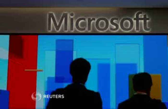 SoftBank Group's $108 bln Vision Fund 2 draws in Microsoft, Apple