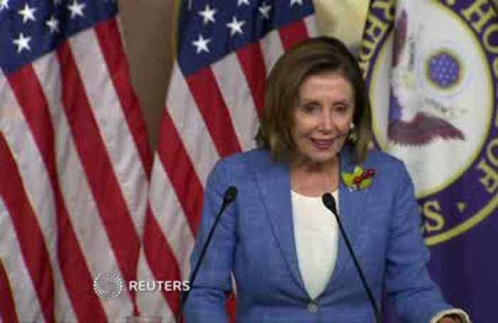 No 'hatchet' to bury with AOC: Pelosi