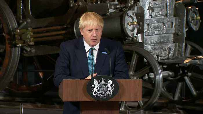 UK PM Johnson tells EU: ditch the backstop or there will be no-deal Brexit