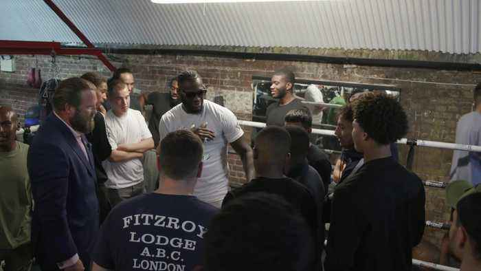 Deontay Wilder reacts to Dillian Whyte failed drugs test