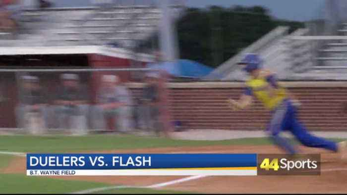 HIGHLIGHTS: Flash & Bombers Win 1st Round Games