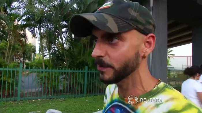 'Didn't know we had this kind of power': Puerto Rican protester
