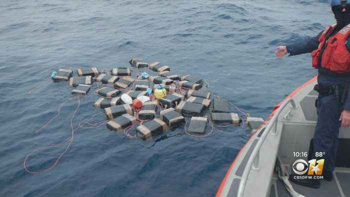 Drug Smugglers On Pacific Ocean Get Prosecuted In North Texas