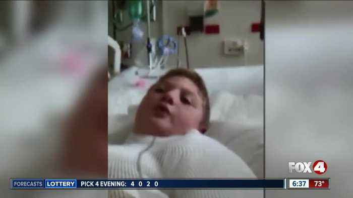 Mom facing charges over 'hot water challenge'