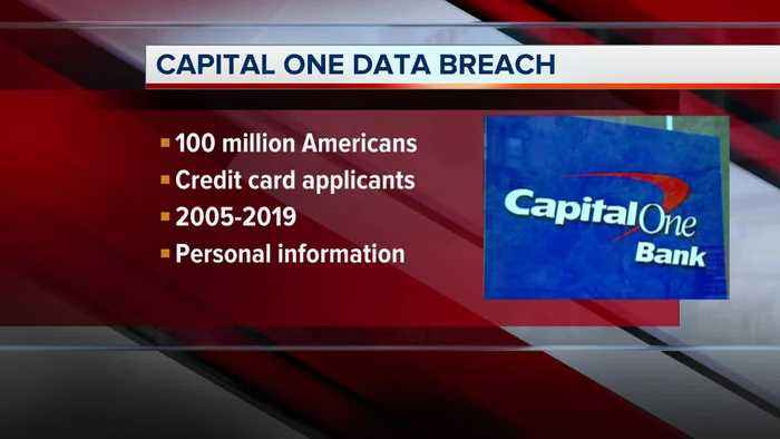 100 million affected in Capital One data breach