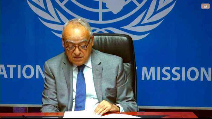 UN envoy to Libya calls for Eid holiday ceasefire