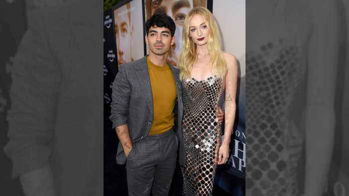 Joe Jonas and Sophie Turner honour dead dog with matching tattoos