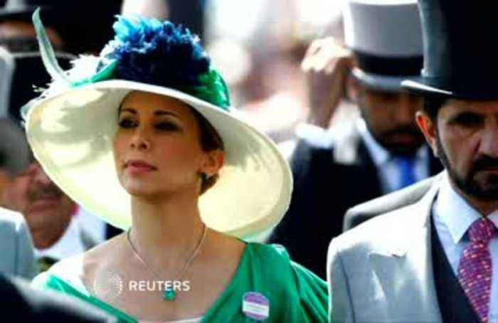 Dubai ruler's wife seeks protection from UK court