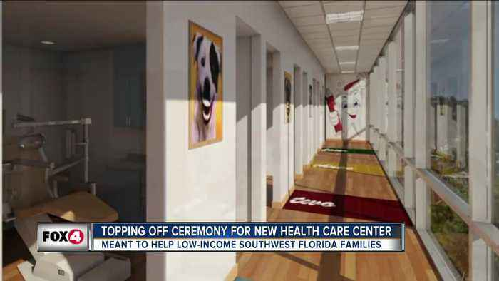 New health complex being built in Golden Gate
