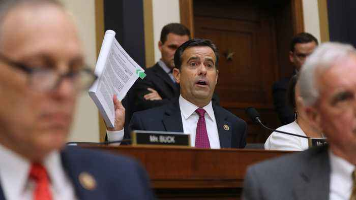 GOP Rep. Says Volume 2 Of Mueller Report Never Should've Been Written