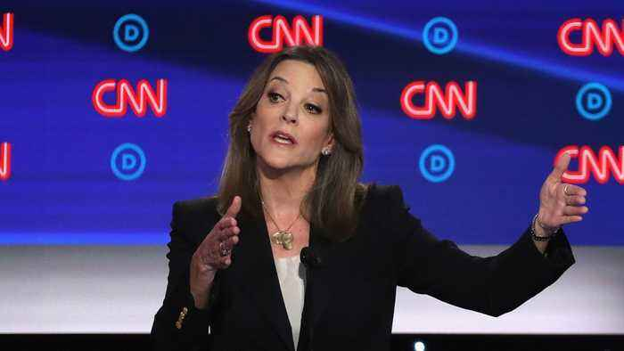 How Marianne Williamson Won The Internet