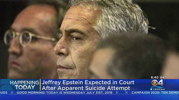 Court Hearing On New Sex Crime Charges Against Jeffrey Epstein