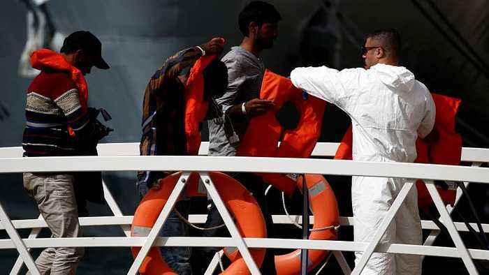 Salvini bans new migrant rescue boat from entering Italian waters