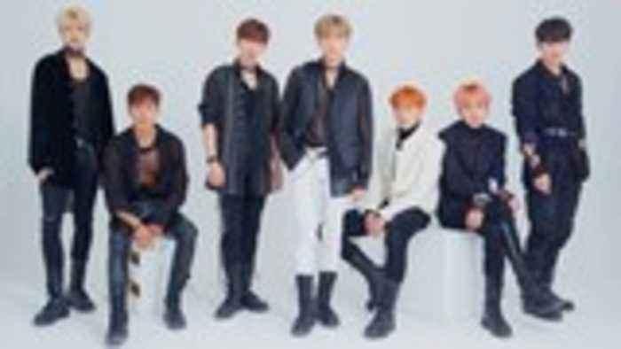 Monsta X Perform 'Who Do U Love' on 'Good Morning America   Billboard News