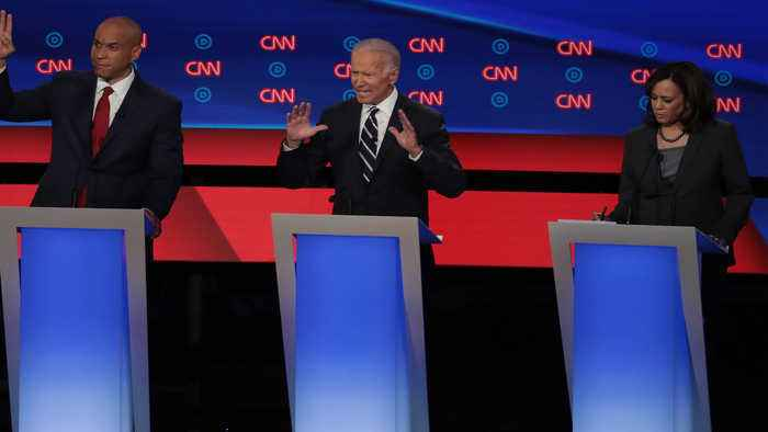 Democratic Primary Debates Round Two: Top Candidates Take Aim at Healthcare