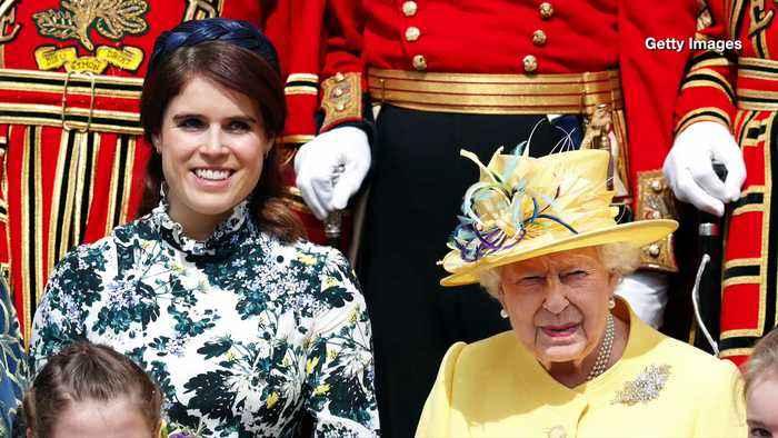 Princess Eugenie Starts a Podcast