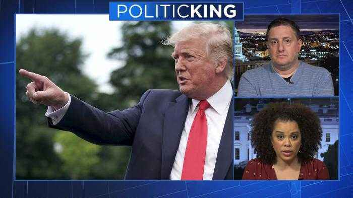 Will demise of Trump impeachment effort further split the Democratic party?
