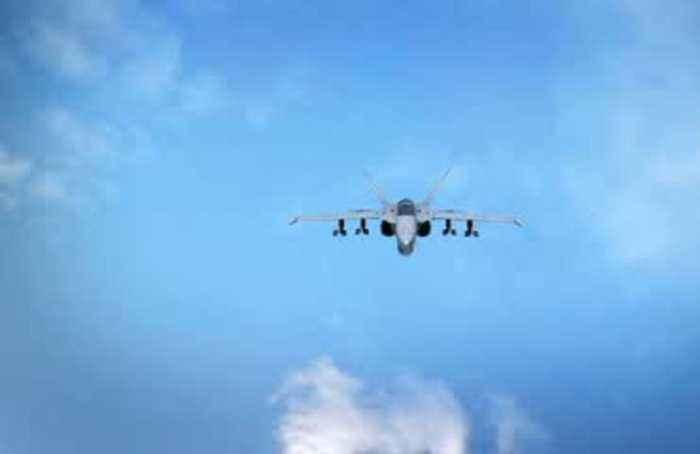 U.S. Navy jet crashes in Death Valley National Park