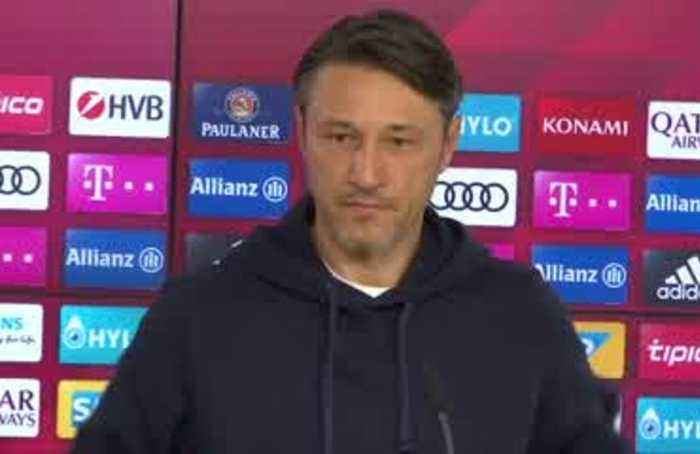 Kovac refuses to answer question about Leroy Sane