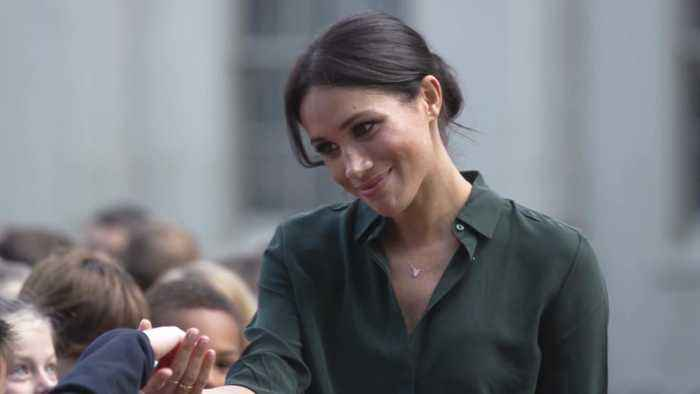 Duchess of Sussex turns 38: A look back over the past year