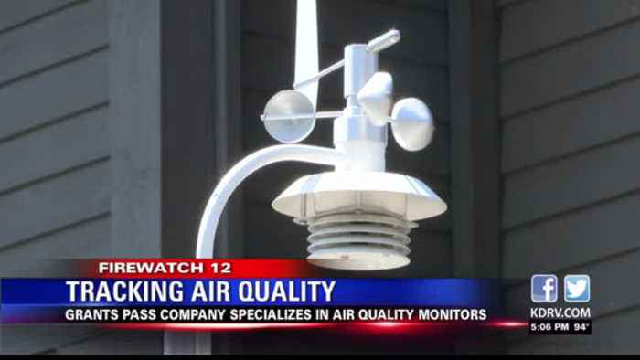 Tracking air quality